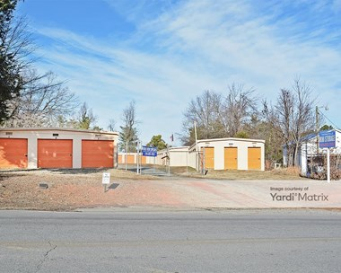 Storage Units for Rent available at 7019 Ball Park Road, Thomasville, NC 27360 Photo Gallery 1