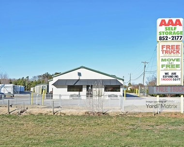 Storage Units for Rent available at 1100 Strickland Court, Jamestown, NC 27282 Photo Gallery 1