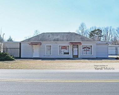 Storage Units for Rent available at 4380 Thomasville Road, Winston Salem, NC 27107 Photo Gallery 1