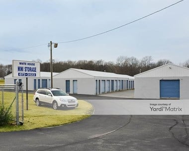 Storage Units for Rent available at 2023 Highway 31 West South, White House, TN 37188 Photo Gallery 1