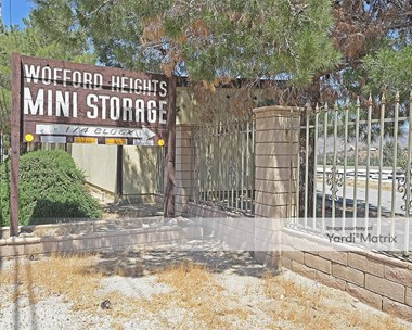 Storage Units for Rent available at 41 Lakeshore Drive, Wofford Heights, CA 93285 Photo Gallery 1