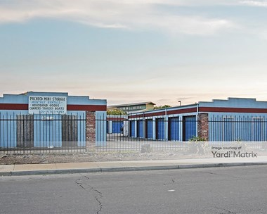 Storage Units for Rent available at 603 F Street, Los Banos, CA 93635 Photo Gallery 1