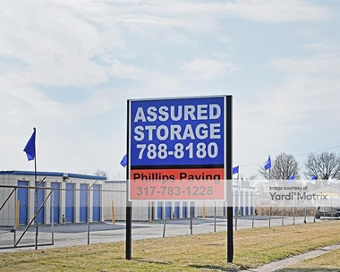 Storage Units for Rent available at 1615 West Epler Avenue, Indianapolis, IN 46217 Photo Gallery 1