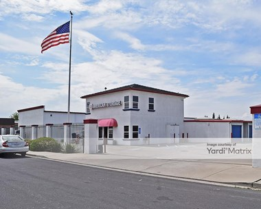 Storage Units for Rent available at 939 Lone Palm Avenue, Modesto, CA 95351 Photo Gallery 1