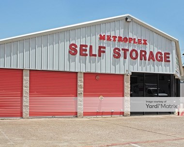 Storage Units for Rent available at 1509 West Airport Fwy, Irving, TX 75062 Photo Gallery 1