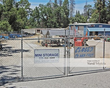 Storage Units for Rent available at 48409 Victoria Lane, Oakhurst, CA 93644 Photo Gallery 1