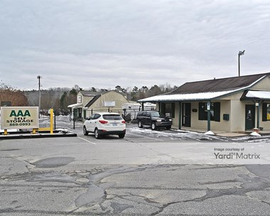 Storage Units for Rent available at 4005 North Main Street, High Point, NC 27265 Photo Gallery 1