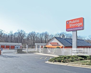 Storage Units for Rent available at 1110 East Cone Blvd, Greensboro, NC 27405 Photo Gallery 1