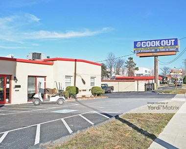 Storage Units for Rent available at 3730 West Wendover Avenue, Greensboro, NC 27407 Photo Gallery 1