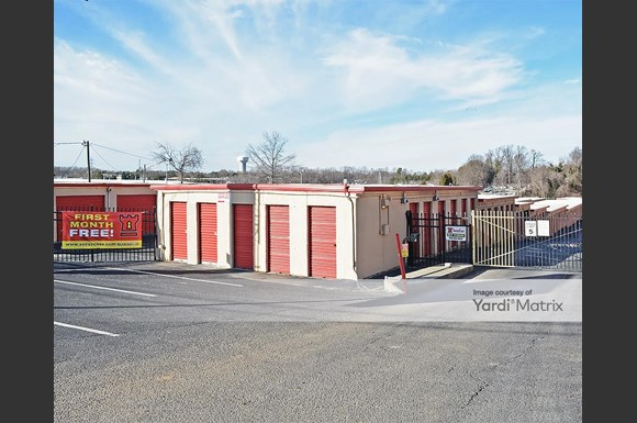 Securcare Self Storage West Wendover Avenue Greensboro Nc