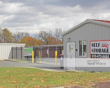 Storage Units for Rent available at 52 Bartman Avenue, Gilbertsville, PA 19525 Photo Gallery 1