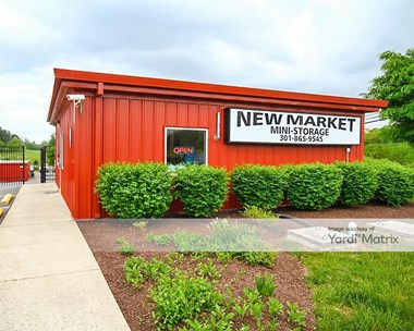 Storage Units for Rent available at 10630 Old National Pike, New Market, MD 21774 Photo Gallery 1