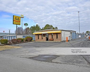 Storage Units for Rent available at 1119 Courier Place, Smyrna, TN 37167 Photo Gallery 1