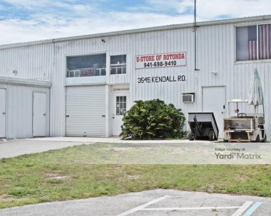 Storage Units for Rent available at 3545 Kendall Road, Rotonda, FL 33947 Photo Gallery 1