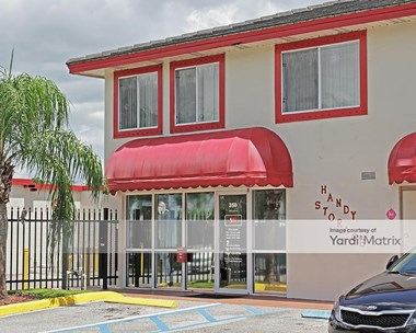 Storage Units for Rent available at 350 South University Drive, Pembroke Pines, FL 33025 Photo Gallery 1