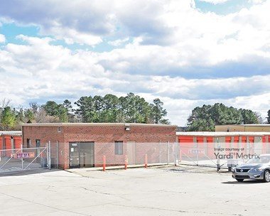 Storage Units for Rent available at 10104 Capital Blvd, Wake Forest, NC 27587 Photo Gallery 1