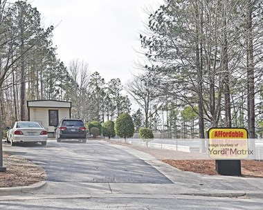 Storage Units for Rent available at 5000 Tharrington Road, Garner, NC 27529 Photo Gallery 1
