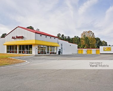 Storage Units for Rent available at 210 West B Street, Butner, NC 27509 Photo Gallery 1
