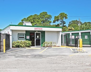 Storage Units for Rent available at 1770 Mayport Road, Atlantic Beach, FL 32233 Photo Gallery 1