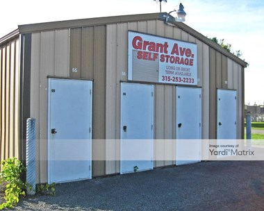 Storage Units for Rent available at 263 Grant Avenue, Auburn, NY 13021 Photo Gallery 1