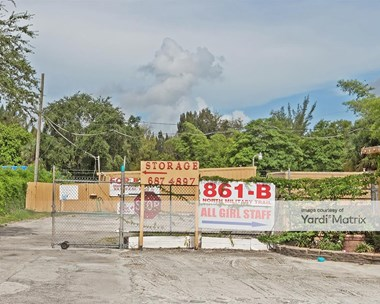 Storage Units for Rent available at 861 North Military Trail, West Palm Beach, FL 33415 Photo Gallery 1