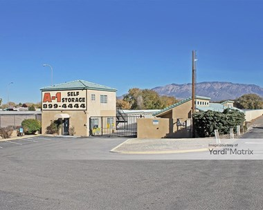 Storage Units for Rent available at 9181 Coors Blvd NW, Albuquerque, NM 87120 Photo Gallery 1