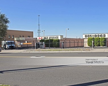 Storage Units for Rent available at 5115 San Mateo Blvd NE, Albuquerque, NM 87109 Photo Gallery 1