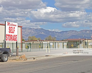 Storage Units for Rent available at 4339 Cutler Avenue NE, Albuquerque, NM 87110 Photo Gallery 1