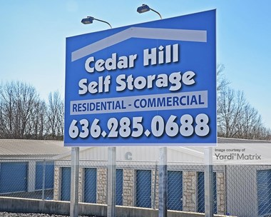 Storage Units for Rent available at 6745 Mall Drive, Cedar Hill, MO 63016 Photo Gallery 1