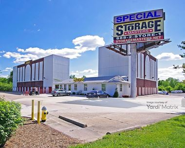 Storage Units for Rent available at 1025 Hemsath Road, St. Charles, MO 63303 Photo Gallery 1
