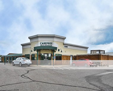 Storage Units for Rent available at 13355 George Weber Drive, Rogers, MN 55374 Photo Gallery 1
