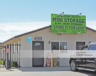 Storage Units for Rent available at 3543 South Academy Avenue, Sanger, CA 93657 Photo Gallery 1