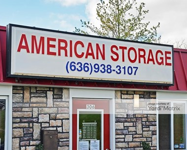 Storage Units for Rent available at 306 West 4th Street, Eureka, MO 63025 Photo Gallery 1
