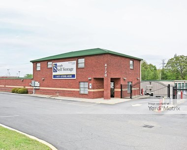 Storage Units for Rent available at 4720 Getwell Road, Memphis, TN 38118 Photo Gallery 1