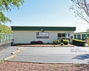 Storage Units for Rent available at 651 South Rowlett Street, Collierville, TN 38017 Photo Gallery 1