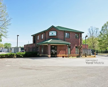 Storage Units for Rent available at 731 Chaney Drive, Collierville, TN 38017 Photo Gallery 1