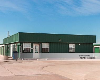 Storage Units for Rent available at 1300 East Highway 152, Mustang, OK 73064 Photo Gallery 1
