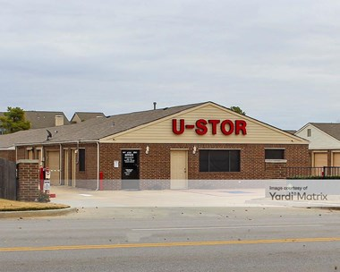 Storage Units for Rent available at 4100 North Meridian, Oklahoma City, OK 73112 Photo Gallery 1