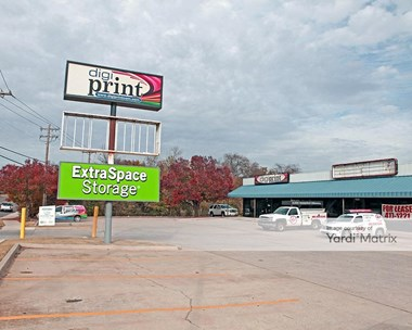 Storage Units for Rent available at 4204 North May Avenue, Oklahoma City, OK 73112 Photo Gallery 1