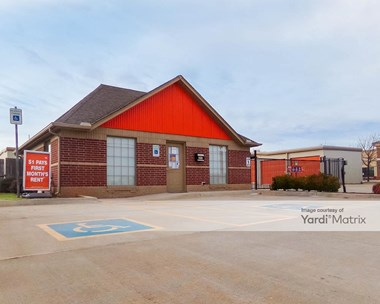 Storage Units for Rent available at 6814 NW 122nd Street, Oklahoma City, OK 73142 Photo Gallery 1