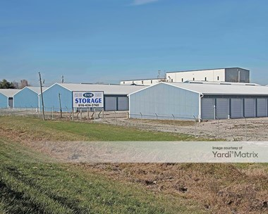 Storage Units for Rent available at 3121 NW 169 Hwy, Gower, MO 64454 Photo Gallery 1