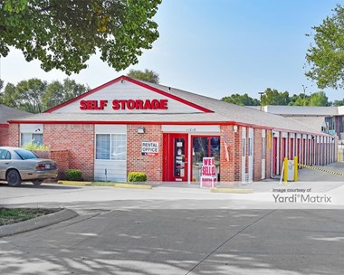 Storage Units for Rent available at 11015 West 62nd Street, Shawnee, KS 66203 Photo Gallery 1