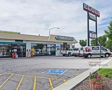 Storage Units for Rent available at 1380 North State Street, Provo, UT 84604 Photo Gallery 1