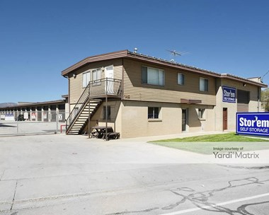 Storage Units for Rent available at 149 East Gordon Lane, Murray, UT 84107 Photo Gallery 1