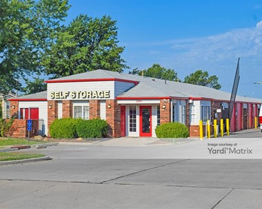 Storage Units for Rent available at 7840 Farley Street, Overland Park, KS 66204 Photo Gallery 1