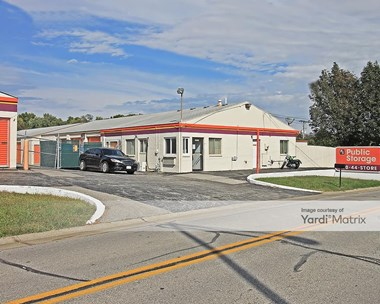 Storage Units for Rent available at 12716 West 63Rd Street, Shawnee, KS 66216 Photo Gallery 1