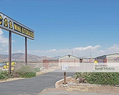 Storage Units for Rent available at 20632 South Street, Tehachapi, CA 93561 Photo Gallery 1