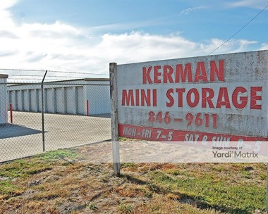 Storage Units for Rent available at 1081 South Madera Avenue, Kerman, CA 93630 Photo Gallery 1