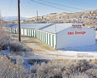 Storage Units for Rent available at 4893 North Virginia Street, Reno, NV 89506 Photo Gallery 1