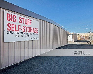 Storage Units for Rent available at 7875 North Virginia Street, Reno, NV 89506 Photo Gallery 1